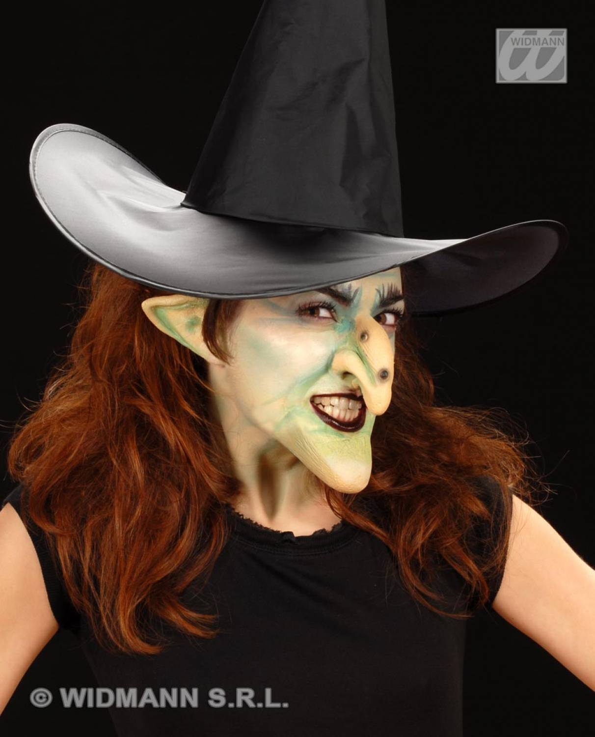 Facial paint- special-effects: Witch-set - Fancy dress