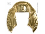Carnival-accessory:  Egyptian golden headgear