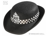 Carnival-accessory:  Hat Policewoman