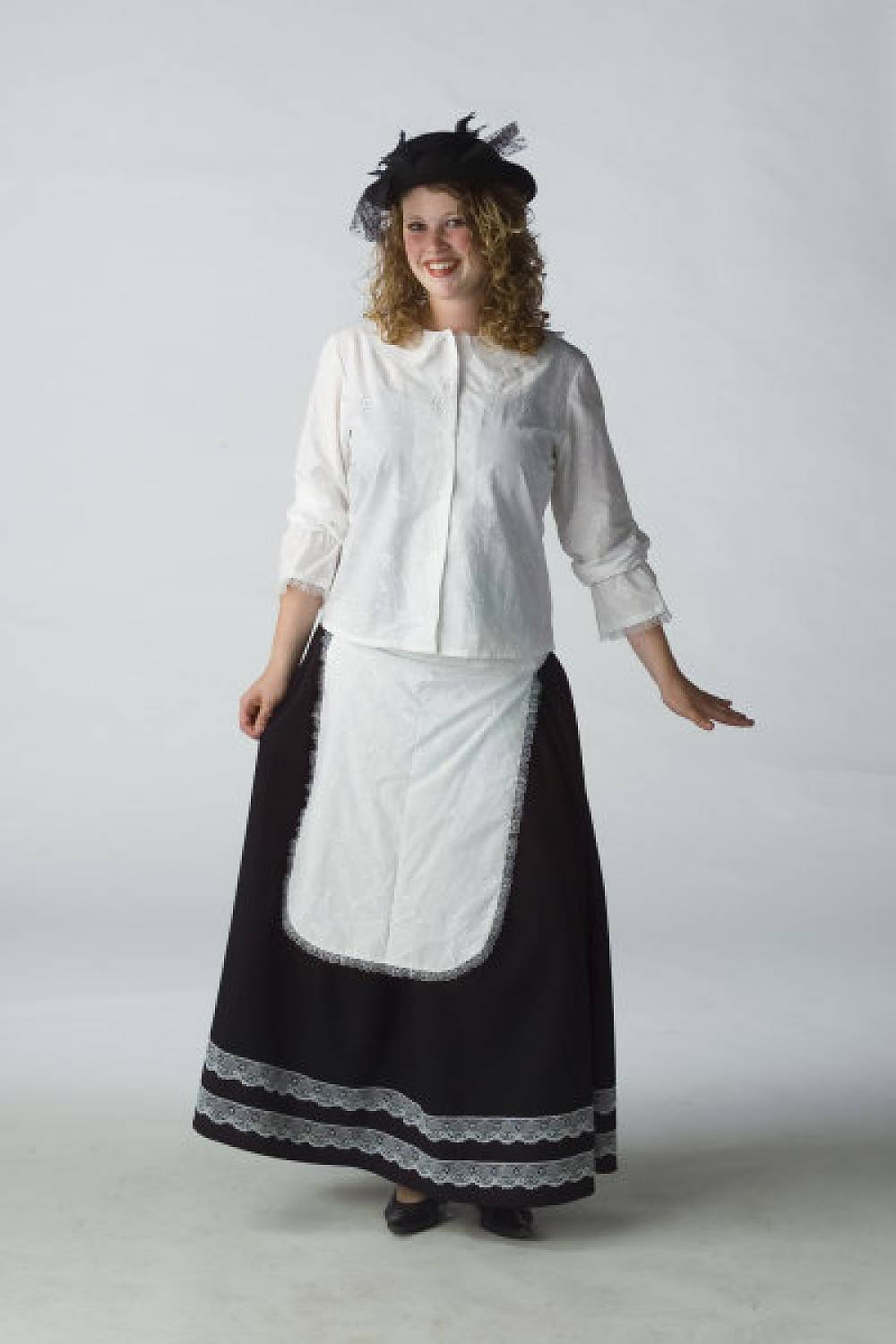 Carnivalcostume Peasant woman medieval  sc 1 st  Fancy dress & Carnivalcostume Peasant woman medieval - Fancy dress
