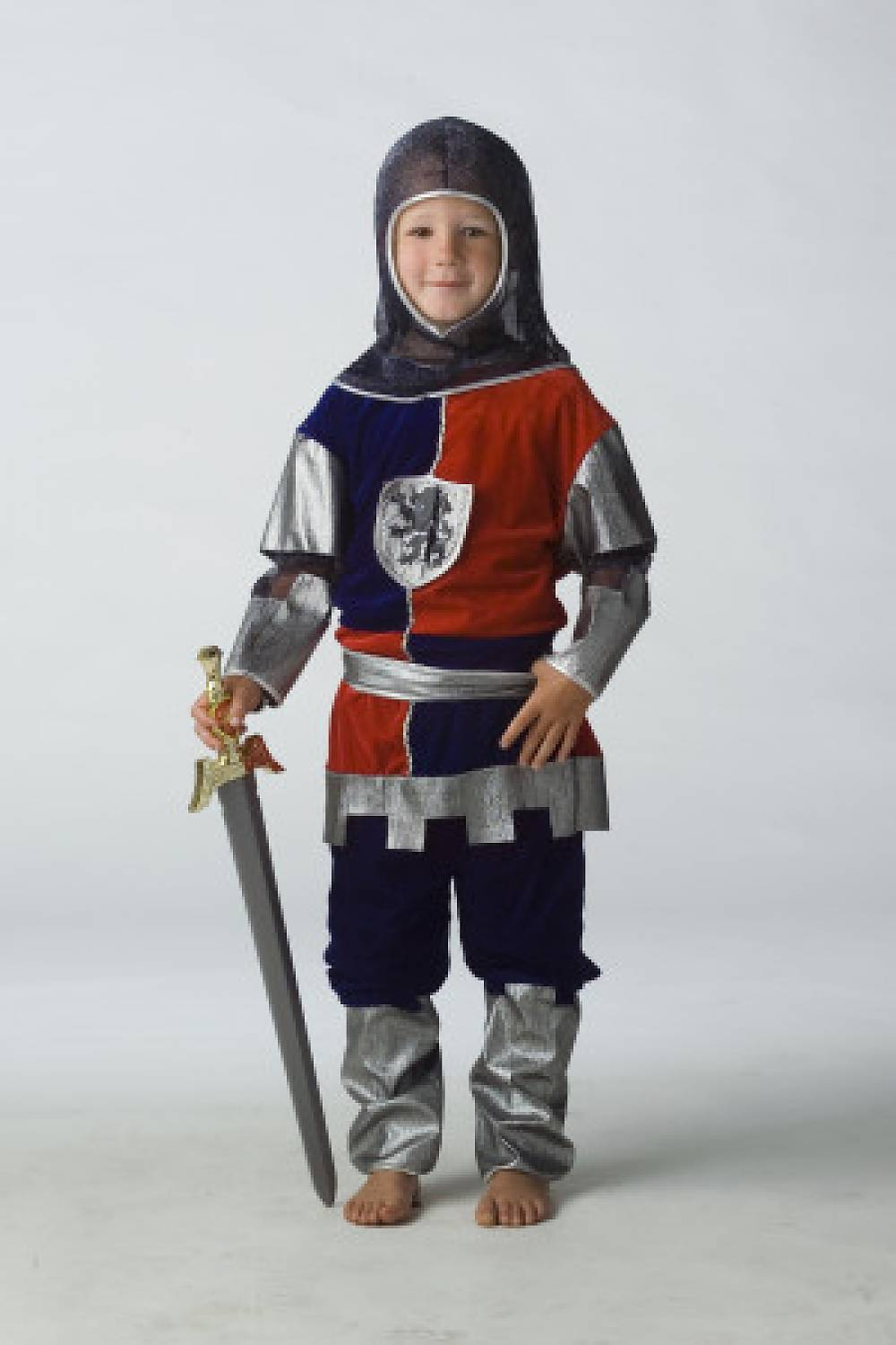 Carnival-costumes Children Knight Lionheart  sc 1 st  in the most foolish online fancy dress and accessory store & Carnival-costumes: Children: Knight Lionheart - Fancy dress