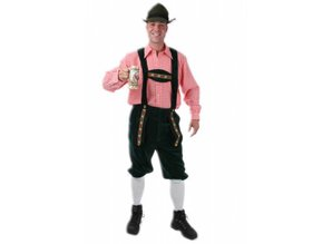 "Carnival-costumes:  ""leatherhose"" (Tyrol Pants)"