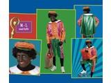 Saint Nicholascostumes: Black Petes fantasy outfit