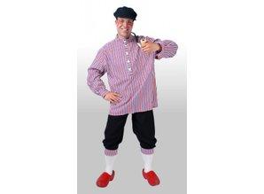 Carnival-costumes: Volendammer Fishfarmer
