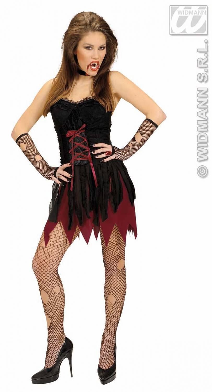 carnivalcostume victorian female vampire fancy dress. Black Bedroom Furniture Sets. Home Design Ideas