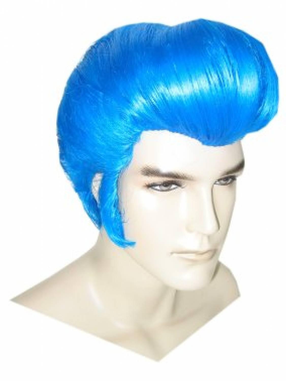 Carnival-   Party- accessories  Elvis Wigs - Fancy dress 8d6a4612719f