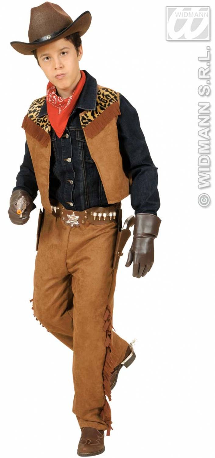 Indian or Cowboy-costume  sc 1 st  in the most foolish online fancy dress and accessory store & Indian or Cowboy-costume - Fancy dress