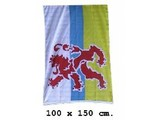 Flag:  Limburg with lion