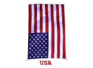 Flag:  USA