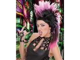 Carnival-accessories:  Punkwig multi-colour