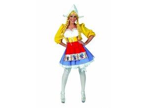 Carnival-costumes: Dutch Truus