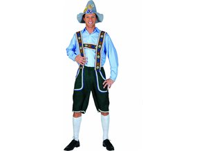 Carnival-costumes:  Tyrolean Shirts