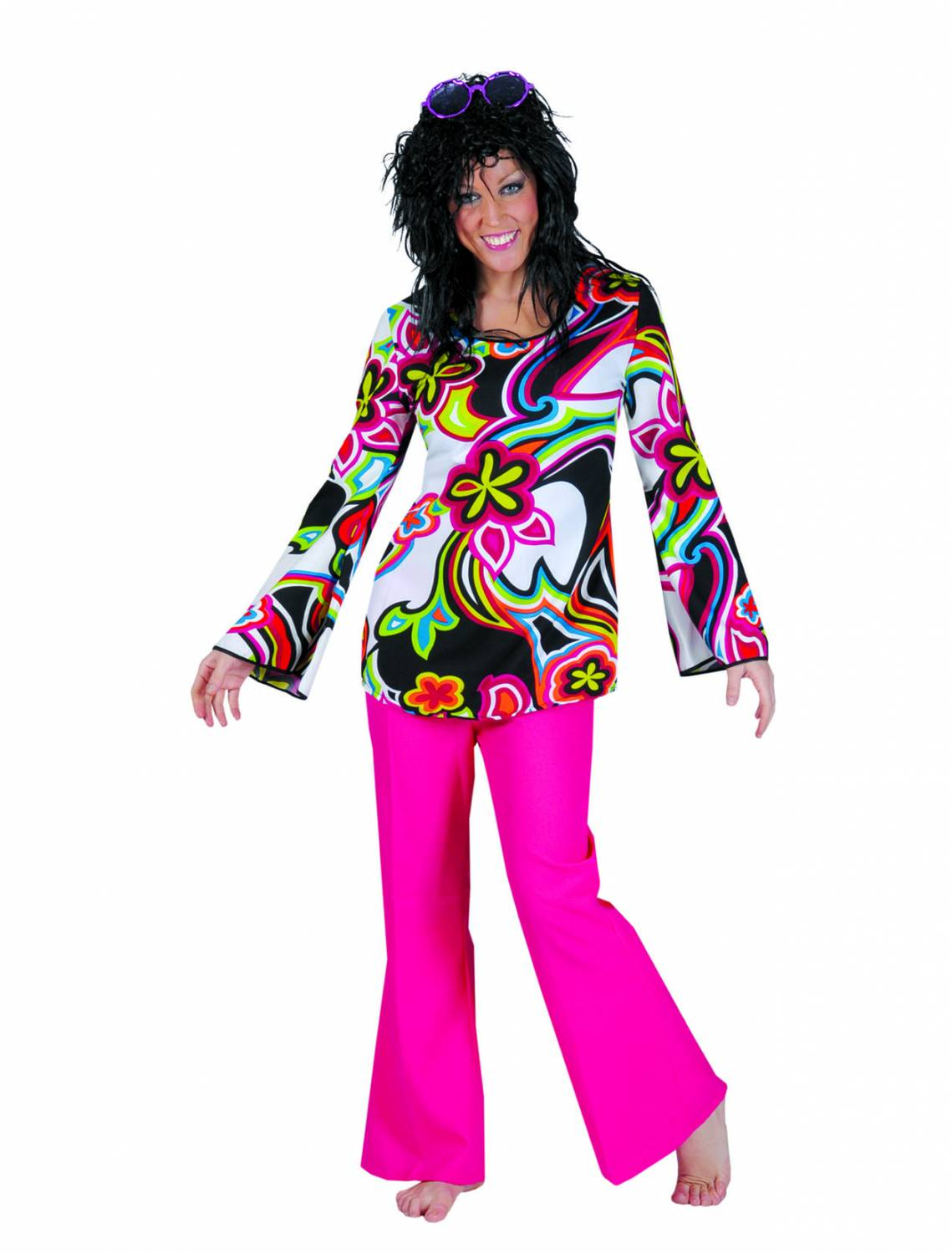 Party-costumes: Disco Hippy - Fancy dress