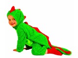 Baby/toddlercostumes:  Dinosaur