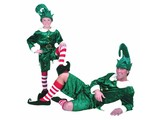 Carnival-costumes:  Funny elfs