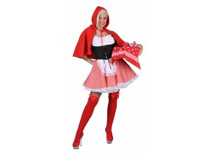 Carnival-costumes: Red Capelet