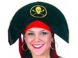 Party-accessories:  Piratehats