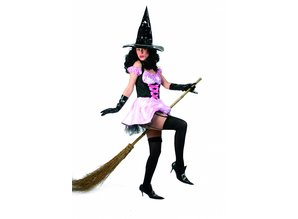 Carnival-costumes: Sexy witch Walla