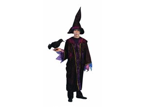 Carnival-costumes: witchfamily Midnight