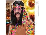 Carnival-accessories: Hippie-Wig John Lennon