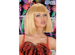 Carnival-accessories: Wig Crazy Horse