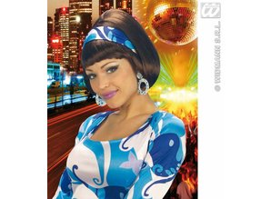 Carnival-accessories: Wig Partygirl