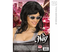 Carnival-accessories: Wig Flirty