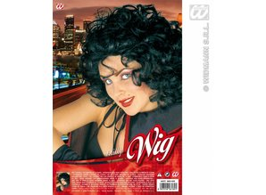 Carnival-accessories: Wig Milly