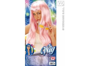 Carnival-accessories: Mode-wig neon in 6 Different colors