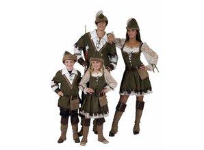 Carnivalcostume: Robin Hood and son