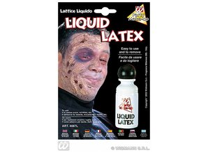 Carnival-accessories: Liquid latex