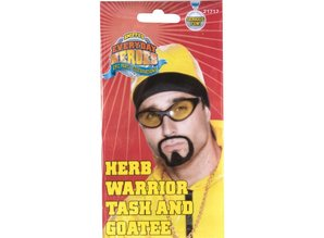 TV-hero: Rapper Ali G. costume