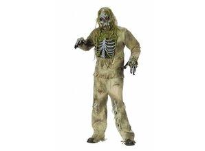 Halloween costume: Skeleton Zombie