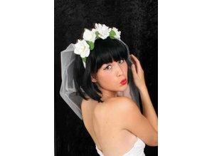 Carnival-accessoires: bridal veil