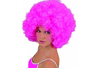 Party-accessories: Afro-wig