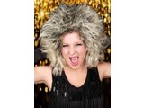 Carnival- & Party- accessories:  Wig Tina Turner