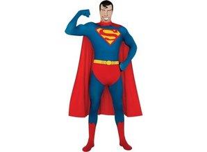 Fancydress second skin Superman