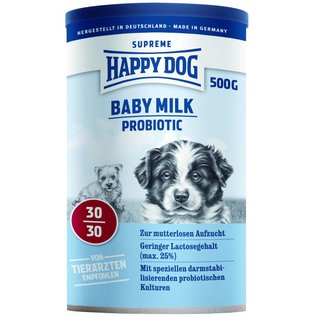 Happy Dog Supreme Young Baby Melk Probiotic