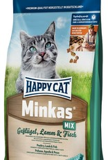 Happy Cat Minkas Mix 10 kg / 4 kg