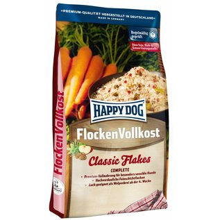 Happy Dog FlockenVollkost