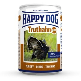 Happy Dog Vlees Kalkoen Puur 800 g