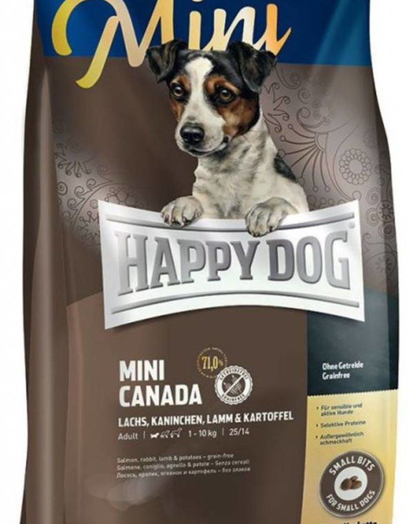 Happy Dog Supreme Mini Canada