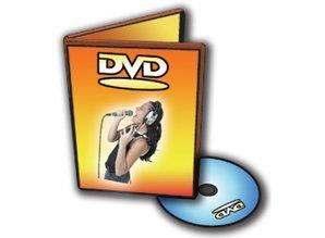 25 Karaoke dvd's