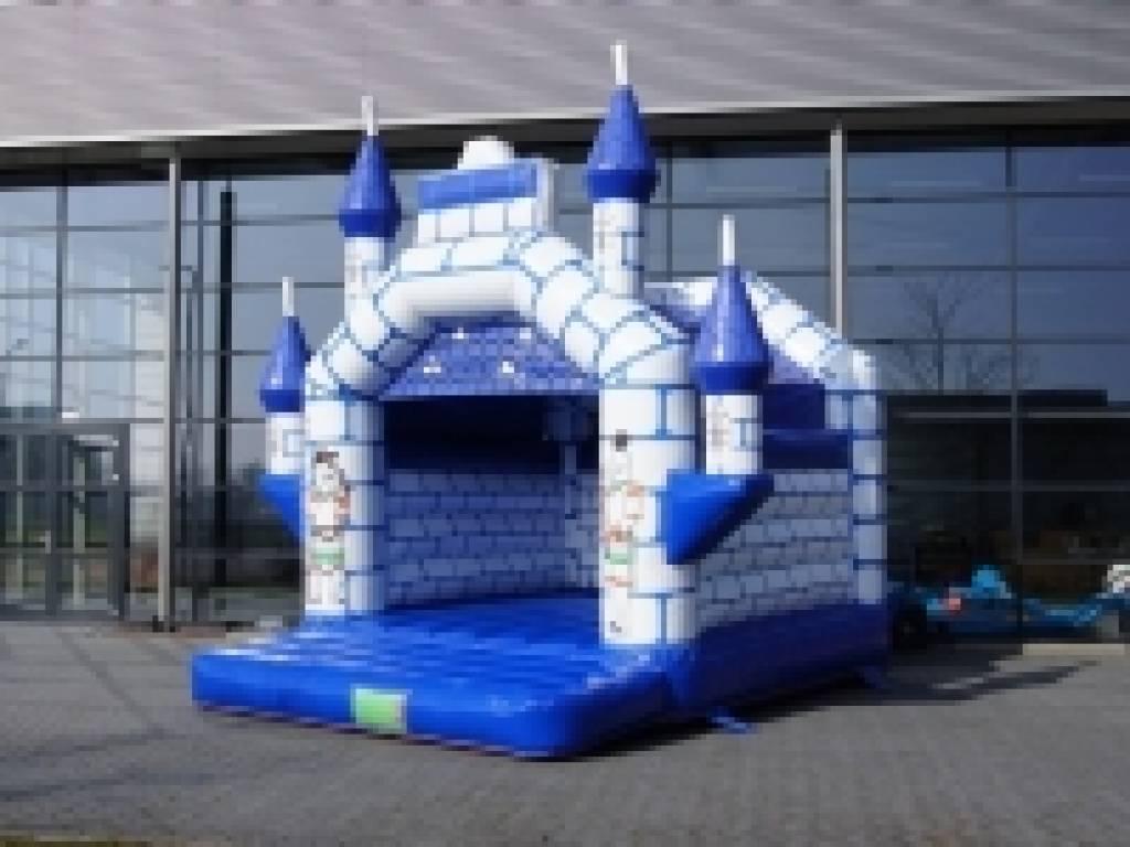 Springkussen Kasteel XL   Online Partyverhuur, Lexies Partyverhuur