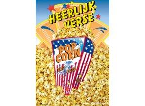 Grondstof popcornmachine