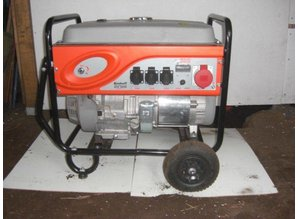 Aggregaat / generator 11,93 kVa 5500 Watt