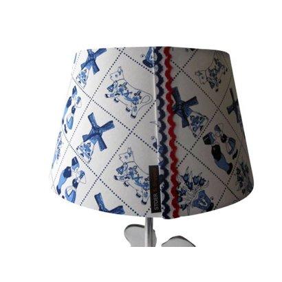 Lamp incl. kap