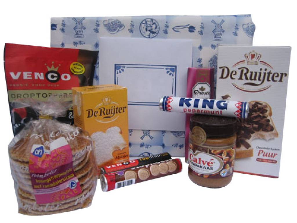 Hollandse producten pakket