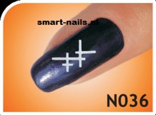 smART nails N036