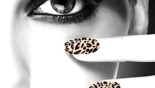 MP nail polish METAL